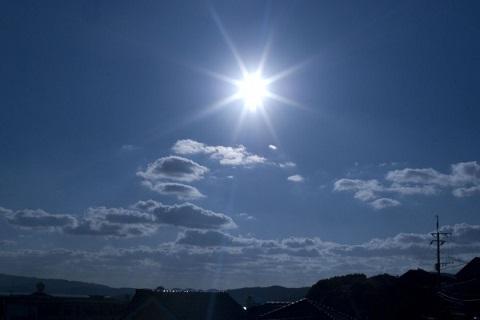 130616 空と太陽