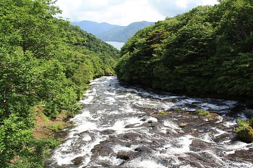11竜頭の滝1