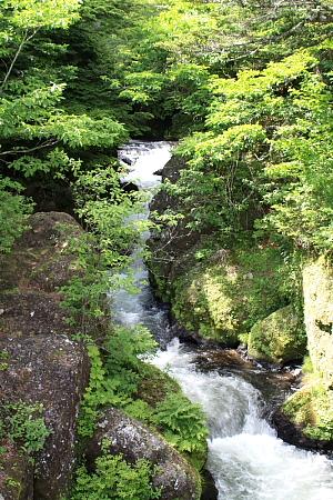 11竜頭の滝2