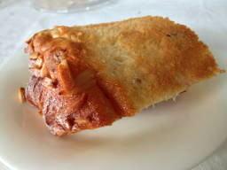苦労は美味しさのプラスになっているパンです