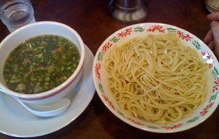 大伸(つけ麺・特盛)