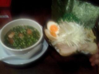 大伸(つけ麺大フル装備)