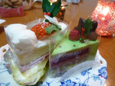 アルパジョンケーキ