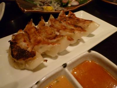 芋蔵・餃子