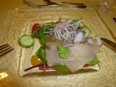 シェフ2・ぶりスモークサラダ