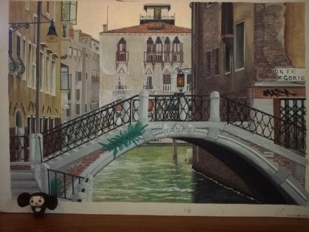 サン・グレゴリオ橋