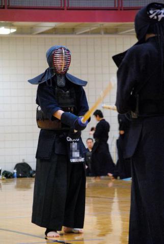 アメリカでの最後の剣道の試合