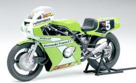 カワサキKR1000F耐久レーサー