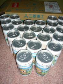 ビーバーウーロン茶(340ml×24)