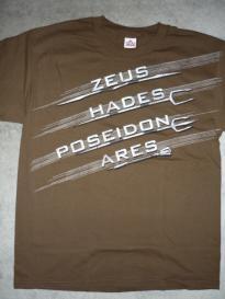 タイタンの逆襲記念Tシャツ