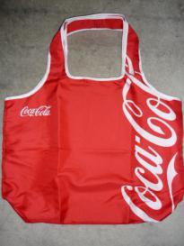 コカ・コーラ スマイルショッピングバッグ