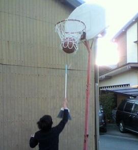 バスケットゴール3