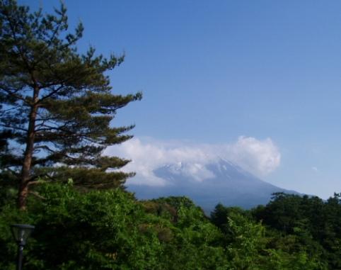 ゆらしの湯富士山