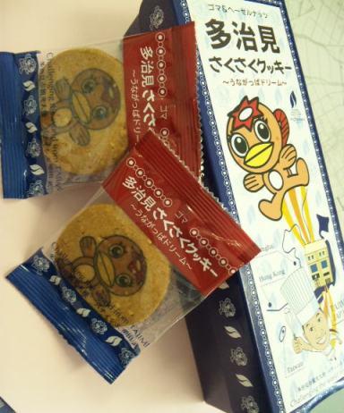 8月24日多治見クッキー