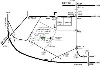 リトルハート様地図