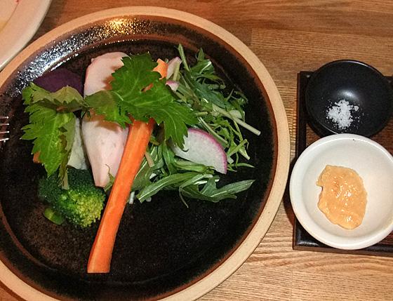 Root(ルート) 野菜料理