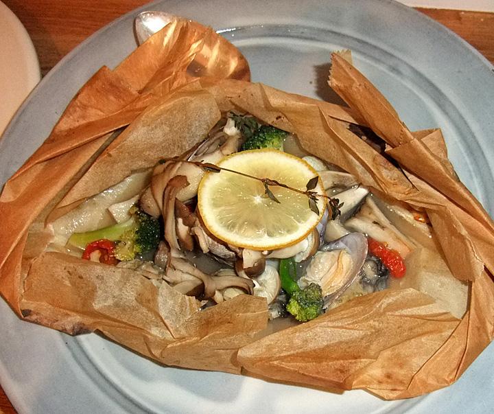 Root(ルート) 牡蠣とキノコ