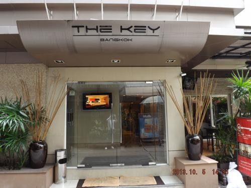 THE KEY 1