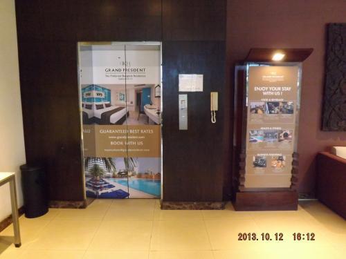 グランドプレジデント TOWER3エレベーター