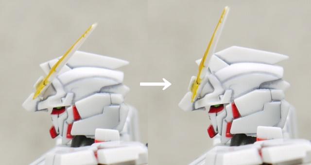 ROBOT魂 ユニコーン デストロイモード