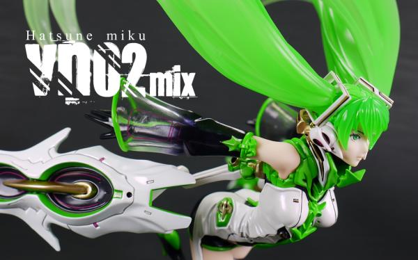 初音ミク VN02 mix