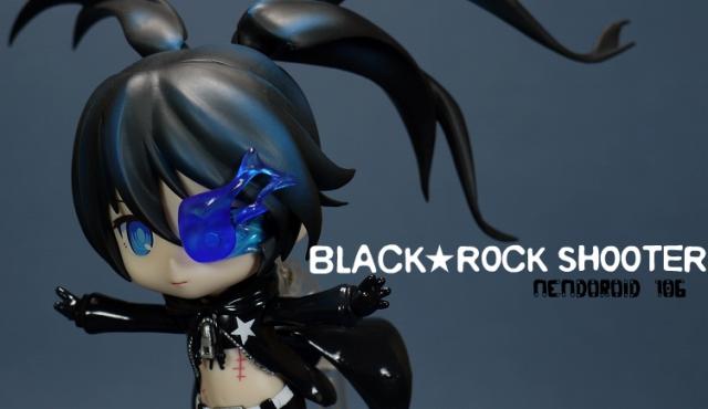ねんどろいど ブラック★ロックシューター