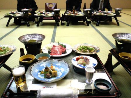 新年会宴席(25.1.18)
