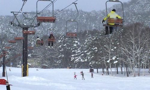 よませ温泉スキー場(25.1.19)