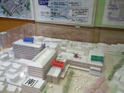 北信病院再構築模型(25.2.15)