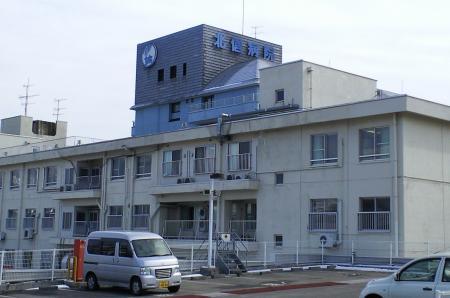 北信総合病院西病棟(25.2.22)