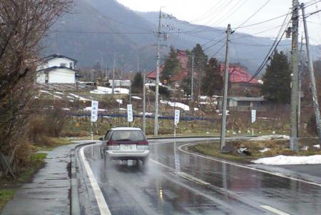 3月13日の県道(25.3.13)