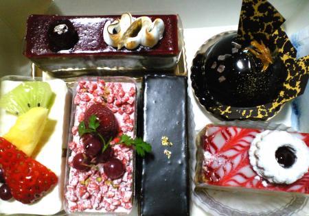 ロントのケーキ(25.3.14)
