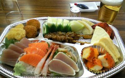 懇親会お料理(25.3.26)