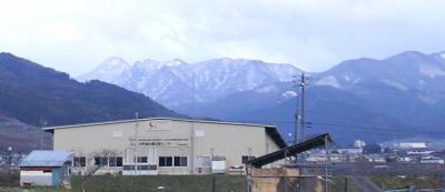 まだ冬の志賀高原(25.4.11)