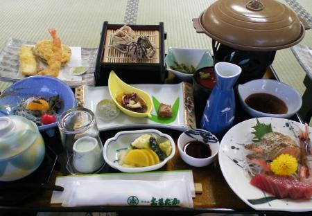 おもだかお料理(25.5.12)