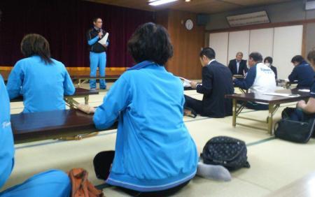 中高スポーツ推進委員会総会(25.5.15)