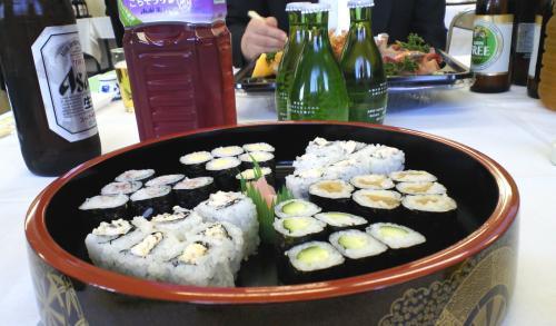 観光連盟総会お料理(25.5.31)