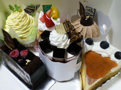 バロンミヨシのケーキ(25.6.5)