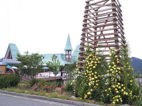 道の駅バラ塔(25.6.7)