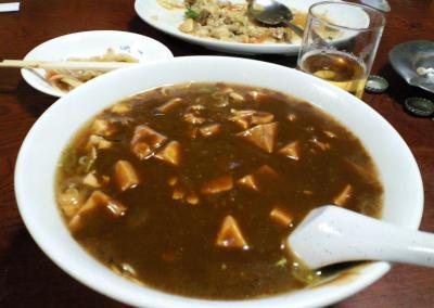 豆腐ラーメン(25.7.3)