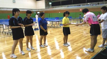 中学女子シングルス優勝(25.7.15)