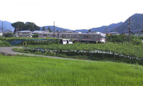 長電普通列車(25.7.18)