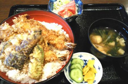 松屋さん天丼(25.8.14)