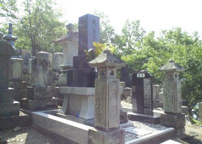 お墓参り(25.8.14)