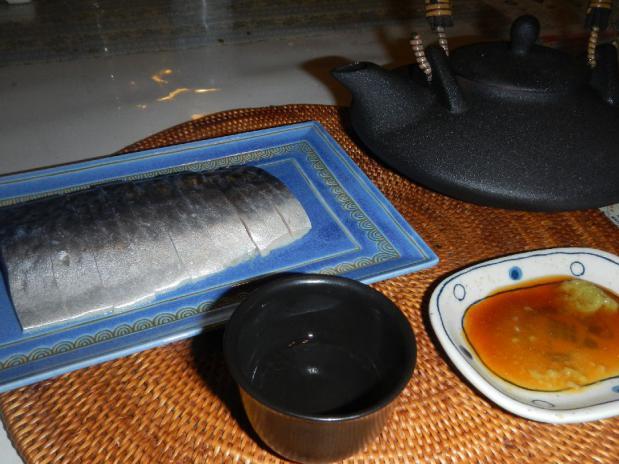 〆サバ焼酎 (2)