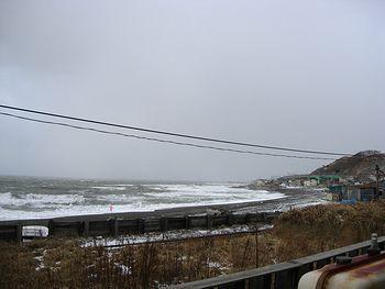 12月24日の浦河