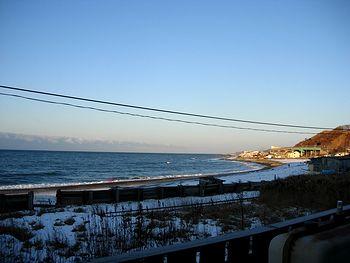 2012年1月4日マルセイビーチ