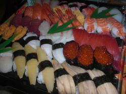 2012大晦日のお寿司