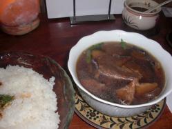 馬来西亜マレーの肉骨茶