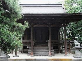 グラフィックス1熊野奥照神社本殿ー2